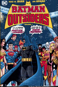BATMAN & THE OUTSIDERS HC VOL 01