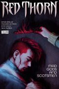 RED THORN TP VOL 02 MAD GODS AND SCOTSMEN (MR)