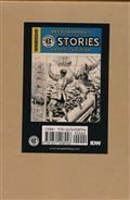 REED CRANDALL EC STORIES ARTIST ED HC