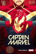 CAPTAIN MARVEL TP VOL 02 CIVIL WAR II