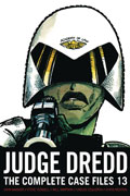 US JUDGE DREDD COMP CASE FILES TP VOL 13