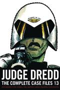 US JUDGE DREDD COMP CASE FILES TP VOL 13
