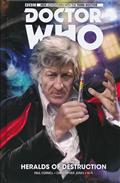 DOCTOR WHO 3RD HC VOL 01 HERALDS OF DESTRUCTION