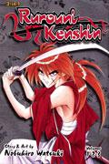 RUROUNI KENSHIN 3IN1 TP VOL 01