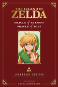 LEGEND OF ZELDA LEGENDARY ED GN VOL 02 ORACLE SEASONS AGES