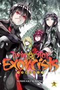 TWIN STAR EXORCISTS ONMYOJI GN VOL 07