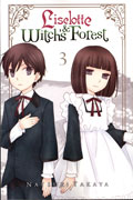 LISELOTTE & WITCHS FOREST GN VOL 03