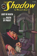 SHADOW DOUBLE NOVEL VOL 114 DEATH BY PROXY & LOOT OF DEATH
