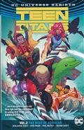 TEEN TITANS TP VOL 02 THE RISE OF AQUALAD REBIRTH