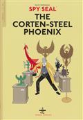 SPY SEAL TP VOL 01 CORTEN-STEEL PHOENIX