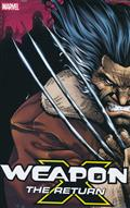 WEAPON X HC THE RETURN OMNIBUS