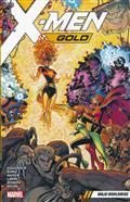 X-MEN GOLD TP VOL 03 MOJO WORLDWIDE