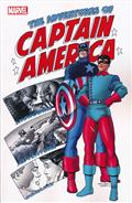 CAPTAIN AMERICA TP ADVENTURES OF CAPTAIN AMERICA