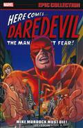 DAREDEVIL EPIC COLLECTION TP MIKE MURDOCK MUST DIE