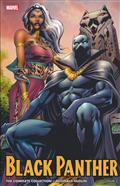 BLACK PANTHER BY HUDLIN TP VOL 03 COMPLETE COLLECT