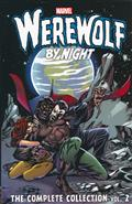 WEREWOLF BY NIGHT COMPLETE COLLECTION TP VOL 02