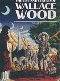 LIFE & LEGEND WALLACE WOOD HC VOL 02