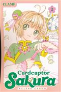 CARDCAPTOR SAKURA CLEAR CARD GN VOL 02