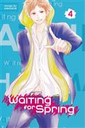 WAITING FOR SPRING GN VOL 04