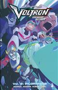 VOLTRON LEGENDARY DEFENDER TP VOL 02 PILGRIMAGE