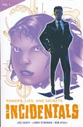 INCIDENTALS TP VOL 01 POWERS LIES SECRETS