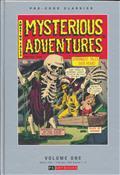 PRE CODE CLASSICS MYSTERIOUS ADVENTURES HC VOL 01