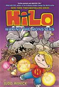 HILO GN VOL 04 WAKING THE MONSTERS (C: 0-1-0)