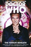 DOCTOR WHO 12TH TIME TRIALS TP VOL 01 TERROR BENEA