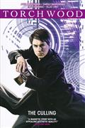 TORCHWOOD TP VOL 03 THE CULLING