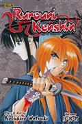 RUROUNI KENSHIN 3IN1 TP VOL 05