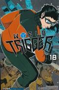 WORLD TRIGGER GN VOL 18