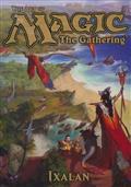 ART OF MAGIC THE GATHERING HC IXALAN