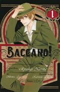 BACCANO GN VOL 01
