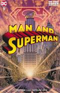 MAN AND SUPERMAN 100 PAGE SUPER SPECTACULAR #1
