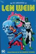 DC UNIVERSE BY LEN WEIN HC