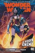 WONDER WOMAN REBIRTH DLX COLL HC BOOK 03