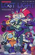 TRANSFORMERS LOST LIGHT TP VOL 04 (C: 0-1-2)
