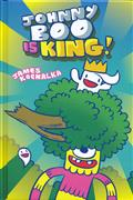 JOHNNY BOO HC VOL 09 JOHNNY BOO IS KING (C: 0-1-2)