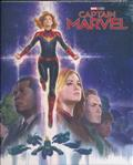 MARVELS CAPTAIN MARVEL HC ART OF MOVIE SLIPCASE