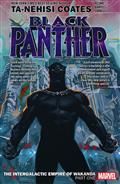 BLACK PANTHER TP BOOK 06 INTERG EMPIRE WAKANDA PT 01