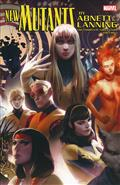 NEW MUTANTS ABNETT LANNING TP VOL 01 COMPLETE COLLECTION