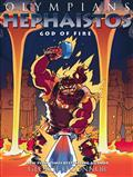 OLYMPIANS GN VOL 11 HEPHAISTOS GOD OF FIRE (C: 0-1-0)