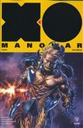 X-O MANOWAR (2017) TP VOL 06 AGENT (C: 0-1-2)