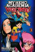 MY HERO ACADEMIA VIGILANTES GN VOL 03 (C: 1-0-1)
