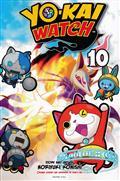 YO-KAI WATCH GN VOL 10 (C: 1-0-1)