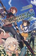 DEATH MARCH PARALLEL WORLD RHAPSODY NOVEL SC VOL 07 (C: 0-1-