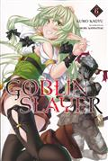 GOBLIN SLAYER LIGHT NOVEL SC VOL 06 (C: 0-1-2)