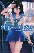 STRIKE THE BLOOD LIGHT NOVEL SC VOL 11 (C: 0-1-2)