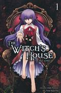 WITCHS HOUSE DIARY OF ELLEN GN VOL 01 (C: 0-1-2)