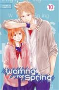 WAITING FOR SPRING GN VOL 10 (C: 1-1-0)